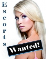 Escorts WANTED
