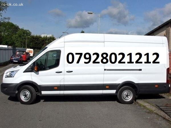 Transport cu van Londra si UK 07928021212